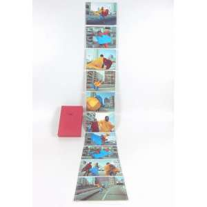 Hélio Oiticica - Estojo com reproduções das obras da Exposição Dos Parangolés Originais Da Performance Que Hélio Oiticica Realizou No Recife Em 23 Julho de 1979 - Edição Paulo Kuczynski Escritorio De Arte - 2006.