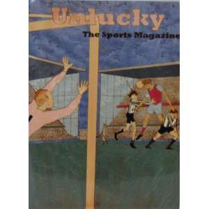 Sebastián Gordin - Unlucky - The Sports Magazine - 2009 - madeira marchetada - Edição: 3/4 - 26 x 20 cm.