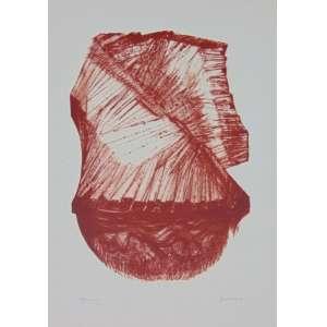 MARIA BONOMI - Litografia/CID - 1/60 - VA dat 1978 - 50 x 35 cm, (não emoldurado)