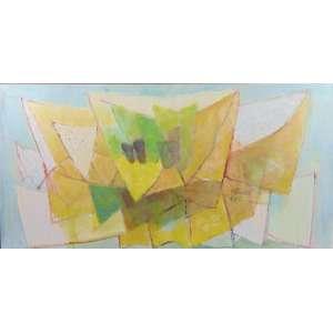 Boese, Henrique - S/T - AST - ass. centro direito - 1980 - 50x100 cm