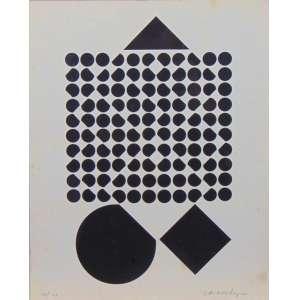 VASARELY - S/T - serigrafia - 15/18 - ass. cid - 36x29 cm.