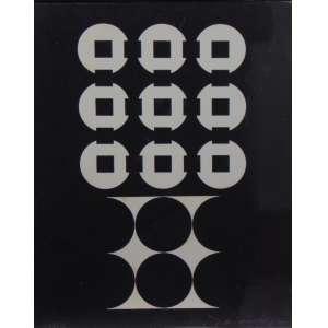VASARELY - S/T - serigrafia - 14/15 - ass. cid - 36x29 cm.