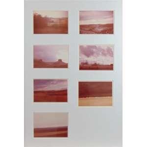 Regina Vater - S/T - 7 Fotografias - ass. verso, localizadas Chicago, 1982 - 12 x 17 cm cada.