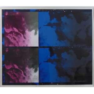 ANNA BELLA GEIGER - Ar Elemento II - serigrafia - 52/100 - ass. cid - 71x85 cm.