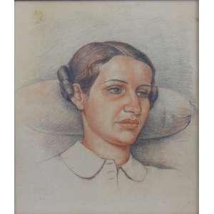 Osir, Paulo Rossi - Fig. Feminina - téc mista s/ cartão - ass. centro direito - 38x34 cm.