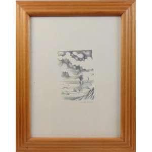 SANTA ROSA - S/T - litografia - ass. cid - 38x28 cm