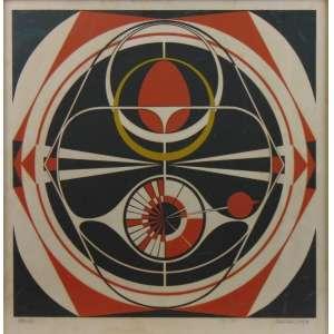 RENINA - S/T - serigrafia - 39/50 - ass. cid - 1969 - 51x48 cm.
