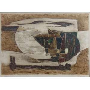 Fiorini - Gato - Gravura em metal - 68/120 - Ass. inferior direito - 37 x 50 cm.