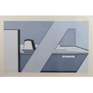WANDA PIMENTEL - S/T - serigrafia - 64/100 - ass. cid - 48x69 cm