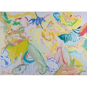 JORGE GUINLE - Sem título - OST/CIE - 110 x 150 cm.
