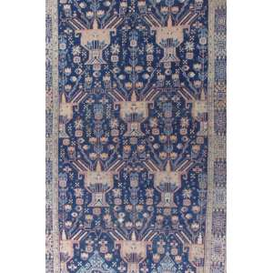 Tapete Oriental manufatura manual- 197 x 108 cm. (NO ESTADO)