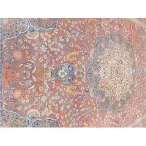 Tapete - ORIENTAL manufatura manual 5,40 x 3,60 cm. (no estado)