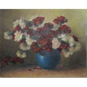 W.ABREU - Vaso de flores