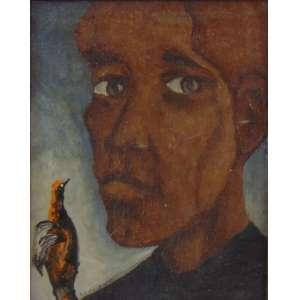Clovis Graciano figura - OST / CIE - 23 x 18 cm.