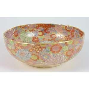 Bowl Satuma - 9 cm alt, 24 cm diâm. (pequeno restauro na borda)