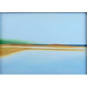 LEONEL BRAYNER - Praia de Itapuã - Ass. no verso - OSE - 24 x 33 cm.