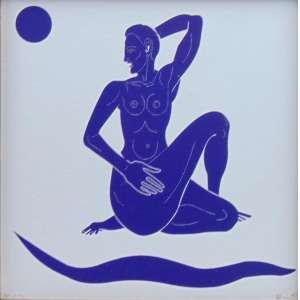 Florian Rais - gravura - CID - P.A - 8/10 - 21 x 21 cm.