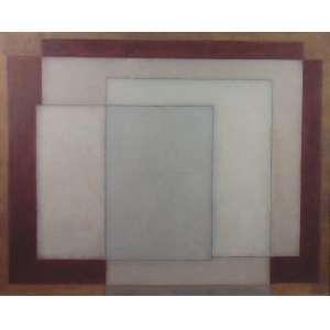 ARCANGELO IANELLI - S/T - OST - CID - Dat 1979 - 80x100 cm - Certificado pelo Instituto Ianelli.