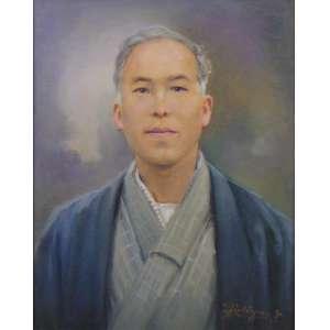 SALVADOR RODRIGUES JR - Retrato Masculino - OST/CID - 1990 - 40 x 50 cm.
