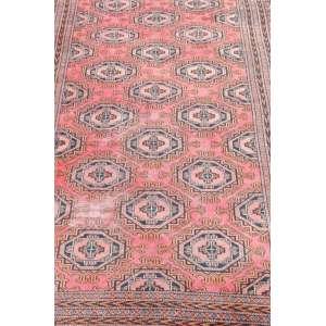 Tapete Oriental manufatura manual - 2,47 x 1,55 cm
