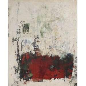 NELSON LEIRNER - Abstrato OST - CID - assinado frente e verso Dec. 60 - 97 x 78 cm.