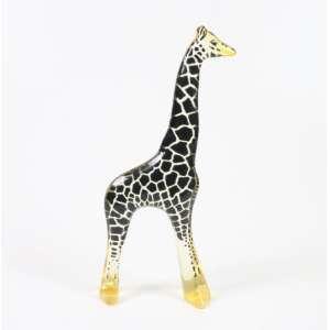 ABRHAM PALATINIK - Girafa - 32 cm alt, 14,5 larg. 05 cm compr.