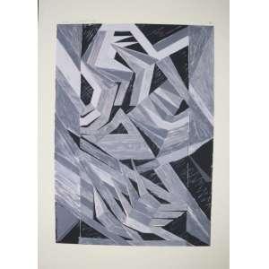 Emanoel Araújo - S/T - serigrafia - 38/46 - ass. cid - 2010 - 101x72 cm - não emoldurada.