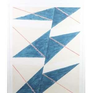 Volpi - Composição geométrica - Serigrafia - ass. CID - H/C - XII/XIV - 65x50 cm.