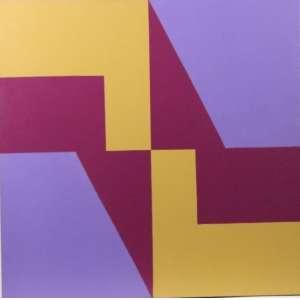 Jandyra Waters - S/T - OST - ass. verso - 2012 - 50x50 cm.