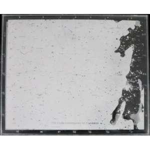 Nuno Ramos - Magalhães - múltiplo em acetato - The Coutts Contemporary Art Foundation - 22,5 x 27,5 cm.