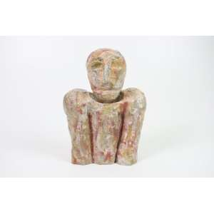 Marco Pedrassa - Figura Articulada - escultura em bronze - assinada e numerada 1/7 - 2020 - 21x16x9 cm.