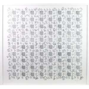 Leon Ferrari - S/T - litografia - 44/100 - ass. cid - 1986 - 70x75 cm.