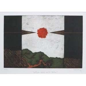 Valdir Sarubbi - Antíguos Diseños De Las Flechas - gravura em metal - 17/30 - ass. cid - 1983 - 23x32 cm - não emoldurada.