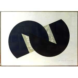 Massuo Nakakubo - S/T - serigrafia - 20/25 - assinada - 70 - 65x95cm.