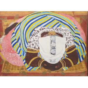Ivan Moraes - Baiana - OST - ass. cie - 1960 - 35x45 cm.