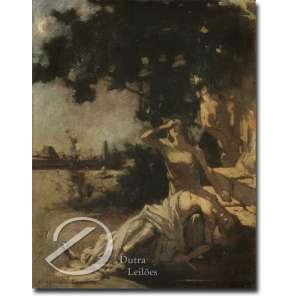Edgar Maxence Lamuria. Óleo sobre tela, 39,5 x 30 cm. Assinado e datado embaixo à esquerda: E. Maxence 1892.