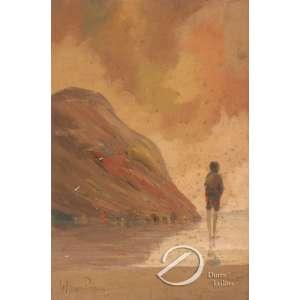 Wilian Pereira. - Jesus Vive. Óleo sobre placa, 60 x 40 cm. Assinado embaixo à direita: William Pereira e intitulado à direita: Jesus/ Vive. Sem moldura.