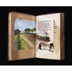 Sonia Menna Barreto<br />Livro Objeto - Le Melon. Óleo sobre tela sobre madeira, 26x30 cm, 2011, A.C.I.D.