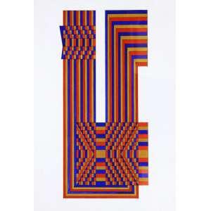 Joaquim Tenreiro<br />Galo. Guache sobre papel, 49x34 cm, 1983, A.C.I.