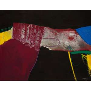 Mabe, Manabu<br />Sem título. Óleo sobre tela, 102x127 cm, 1978, A.C.I.D.