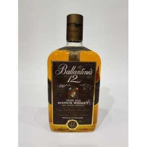 Whisky Ballantine's - 12 anos - 750ml