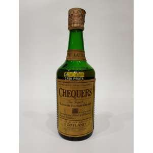 Whisky Chequers - 8 anos - 750ml