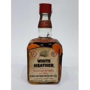 Whisky White Heather - 8 anos - 750ml
