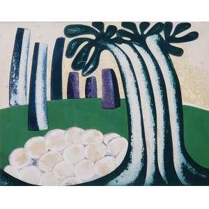 TARSILA - Floresta - serigrafia 42/50 - 31 x 40 cm - a.c.i.e. 1972