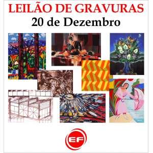 Errol Flynn Galeria de Arte - Leilao de Dezembro