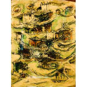 Nelly Frade<br>Ouro Preto – 38,5 x 28,5 cm<br>TMSCSE – Ass. CID