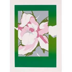 Cláudia Marinuzzi - Flor - 70 x 50 cm – Gravura – Ass. CID