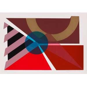 Denise Kowascky - Composição – 50 x 70 cm – Gravura – Ass. CID – Sem Moldura