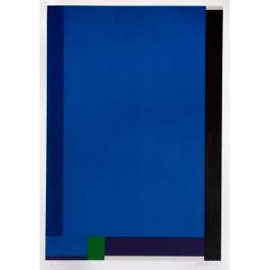 Eduardo Sued - Composição – 67 x 48 cm – Gravura – Ass. CID e Dat. 2009 – Sem Moldura