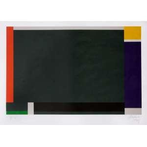 Sued - Composição – 48 x 67 cm – Gravura – Ass. CID e Dat. 2009 – Sem Moldura